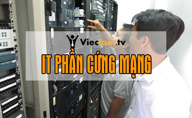 Tuyển dụng việc làm tại IT phần cứng/ mạng