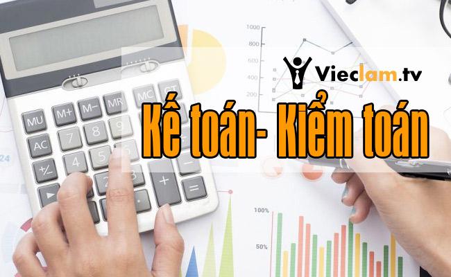 Tuyển dụng việc làm tại Kế toán- Kiểm toán