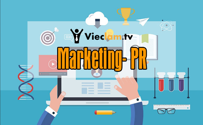 Tuyển dụng việc làm tại Marketing- PR