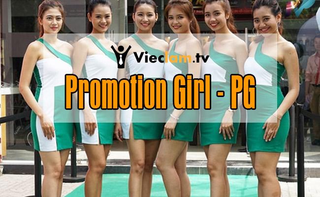 Tuyển dụng việc làm tại Promotion Girl- PG