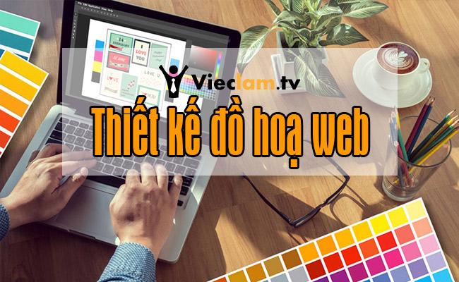 Tuyển dụng việc làm tại Thiết kế đồ hoạ web