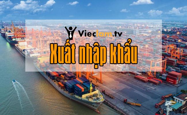 Tuyển dụng việc làm tại Xuất nhập khẩu
