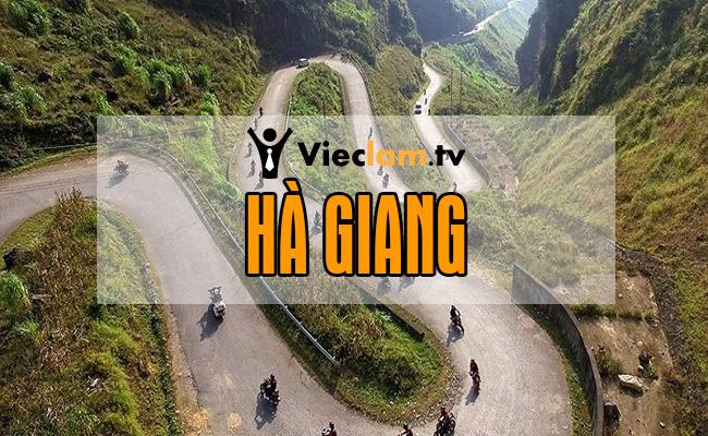Tuyển dụng việc làm tại Hà Giang
