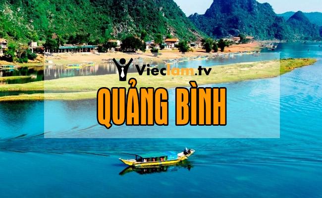 Tuyển dụng việc làm tại Quảng Bình