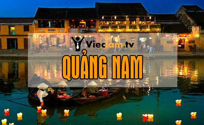 Tuyển dụng việc làm tại Quảng Nam